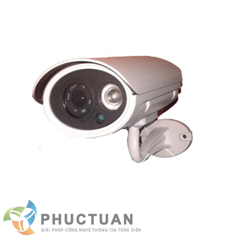 Camera Nichietsu-HD NC-7PE/A2M Camera AHD thân vỏ kim loại quan sát ngày đêm trong nhà và ngoài trời - Chip 1/2.8 Sony Exmor sensor, độ nhạy sáng: 0.00 Lux (IR on) - Độ phân giải 2.0 Megapixel HD (1920 x 1080 @30fps)  - Khả năng mở rộng chức năng menu điều chỉnh BLC, HSBLC, WDR, màu sắc, độ nét, lọc nhiễu 2D/3D DNR - Ống kính 3 Megapixel: 3.6mm (6, 8mm). Nguồn 12V DC - 1 Led ray, khoảng cách hồng ngoại 30m - Chuẩn IP65: chống bám bụi, mưa nắng, chống đập phá