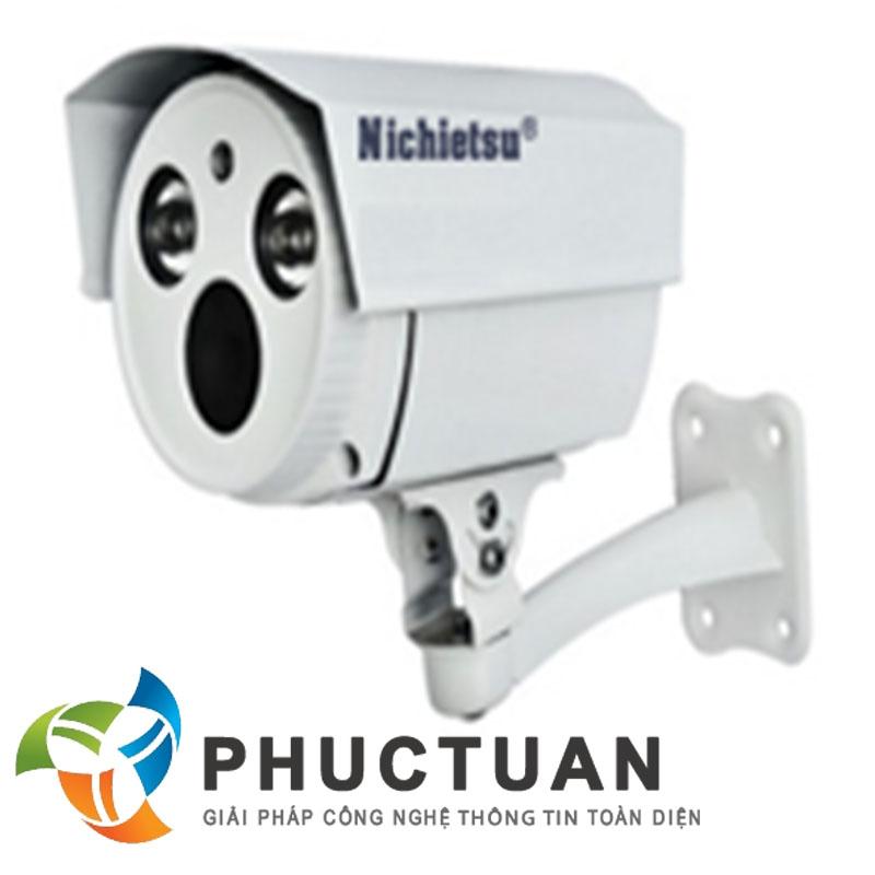 Camera Nichietsu-HD NC-136A2M, Camera quan sát, Camera quan sát chất lượng cao
