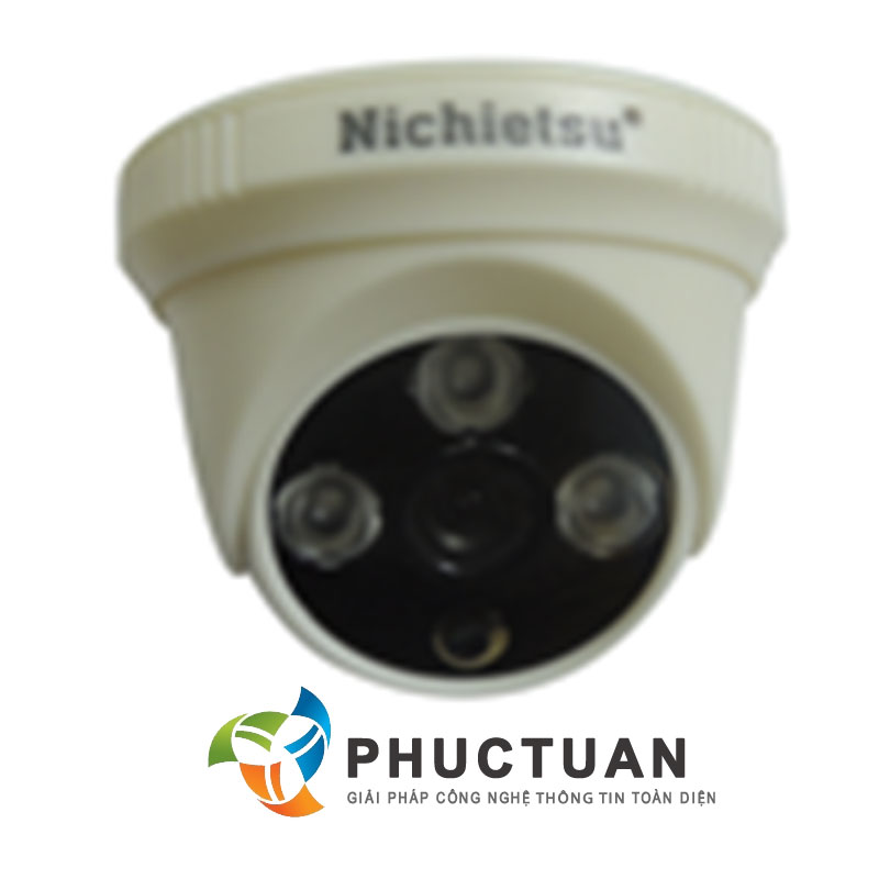 Camera Nichietsu NC-106/CM, camera quan sat, camera phuc tuan,