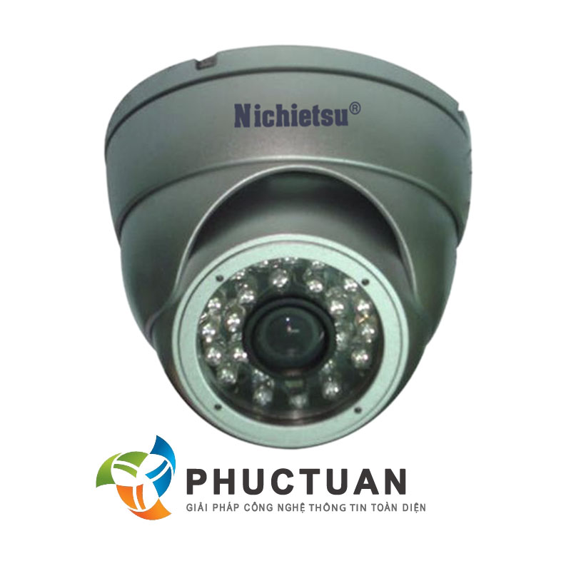 Nichietsu NC-349MD, camera quan sat